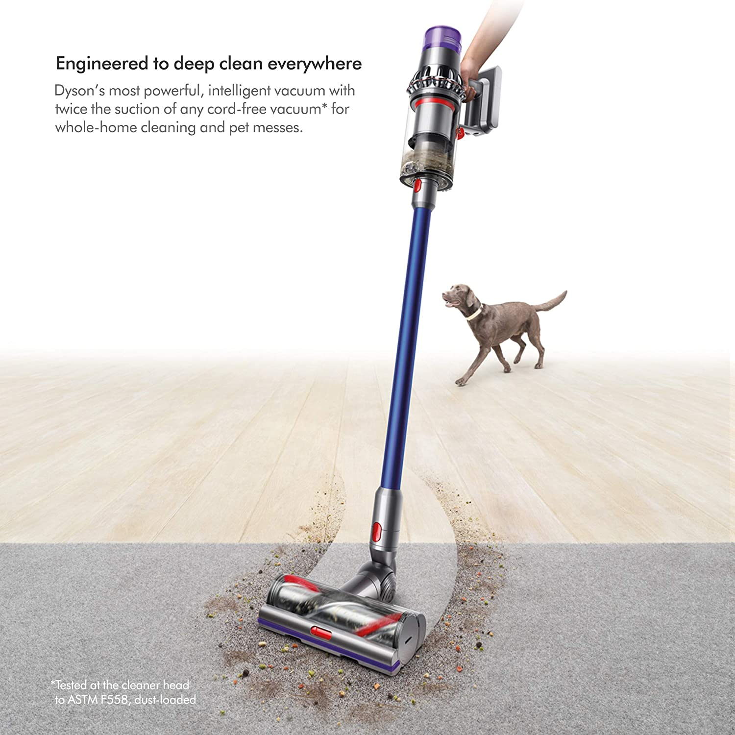 The 7 Best Stick Vacuums Reviewed 7