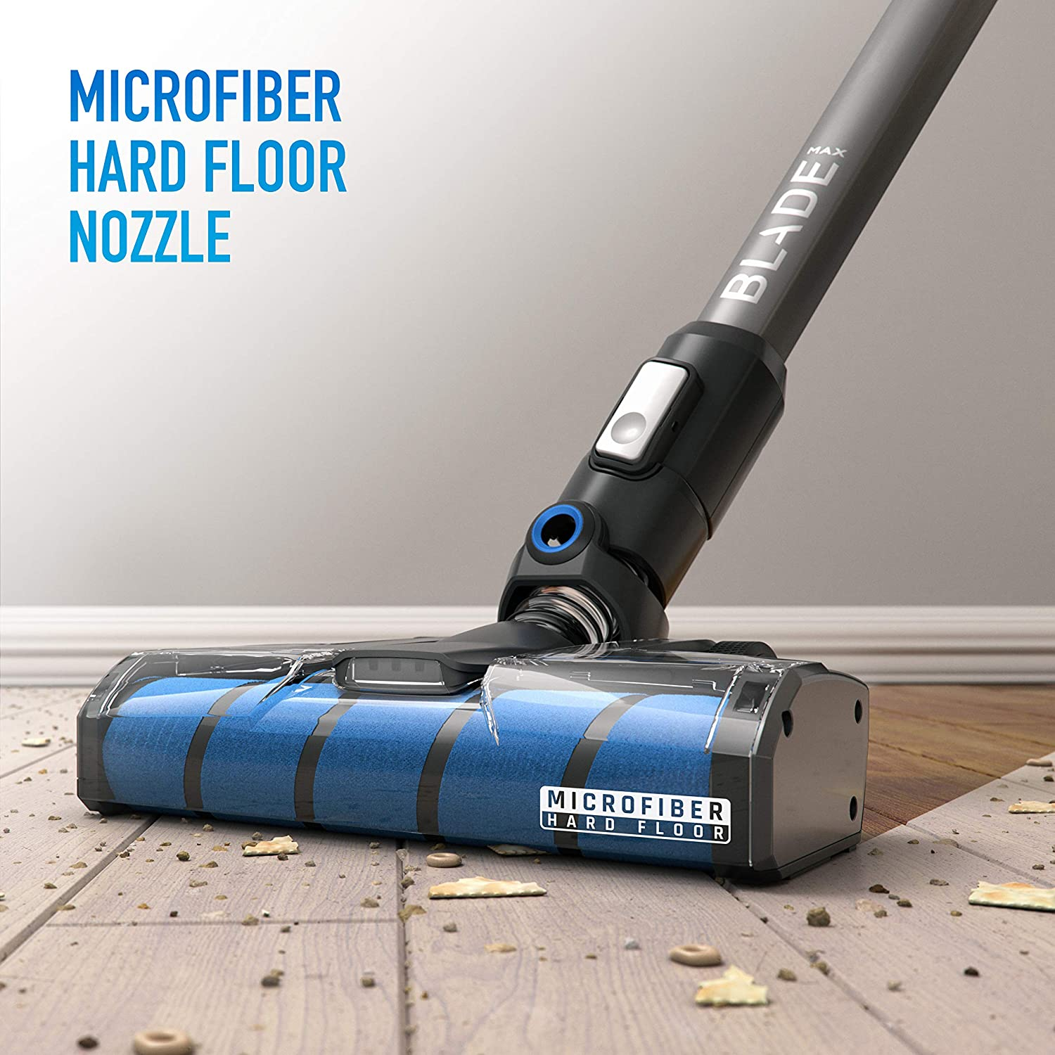 best stick vacuum for hardfloor