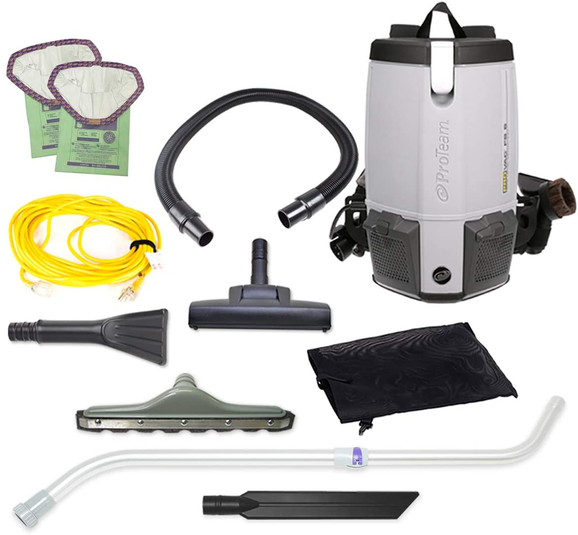 ProTeam ProVac FS6 Backpack Vacuum