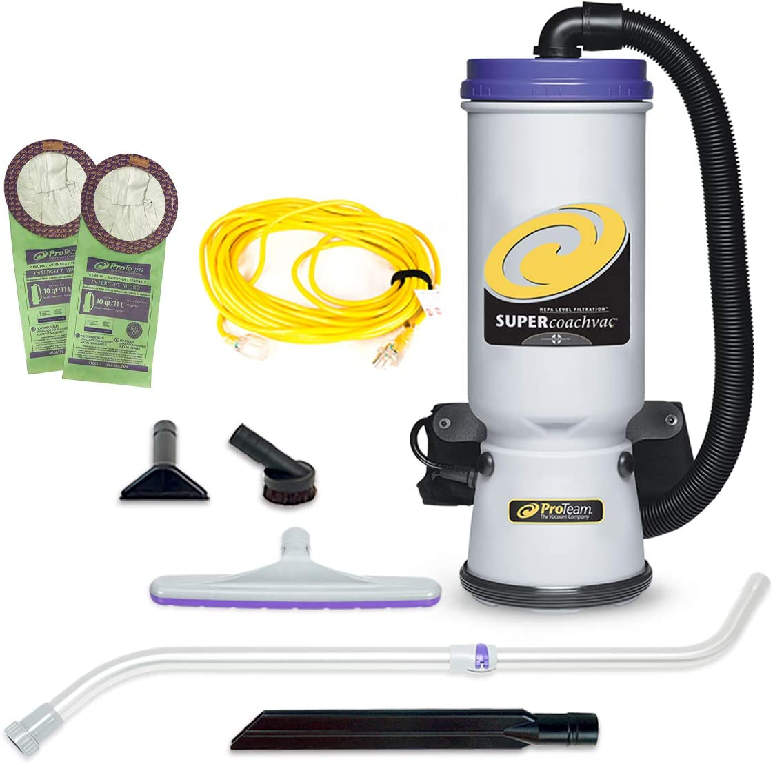 The 5 Best Backpack Vacuums 16