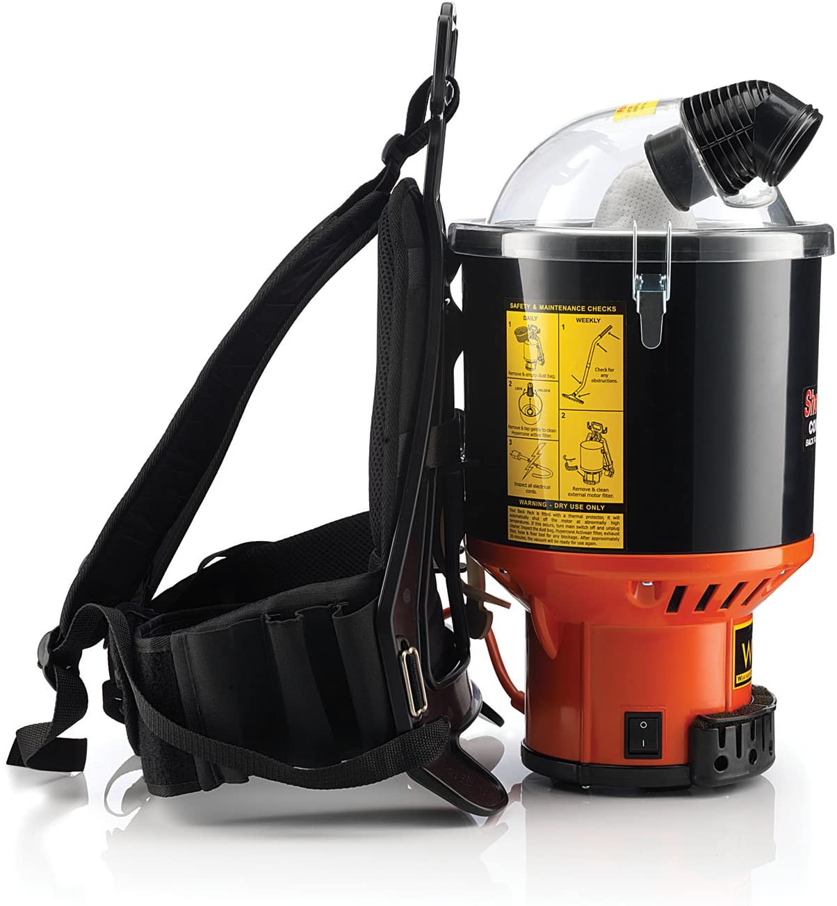The 5 Best Backpack Vacuums 15