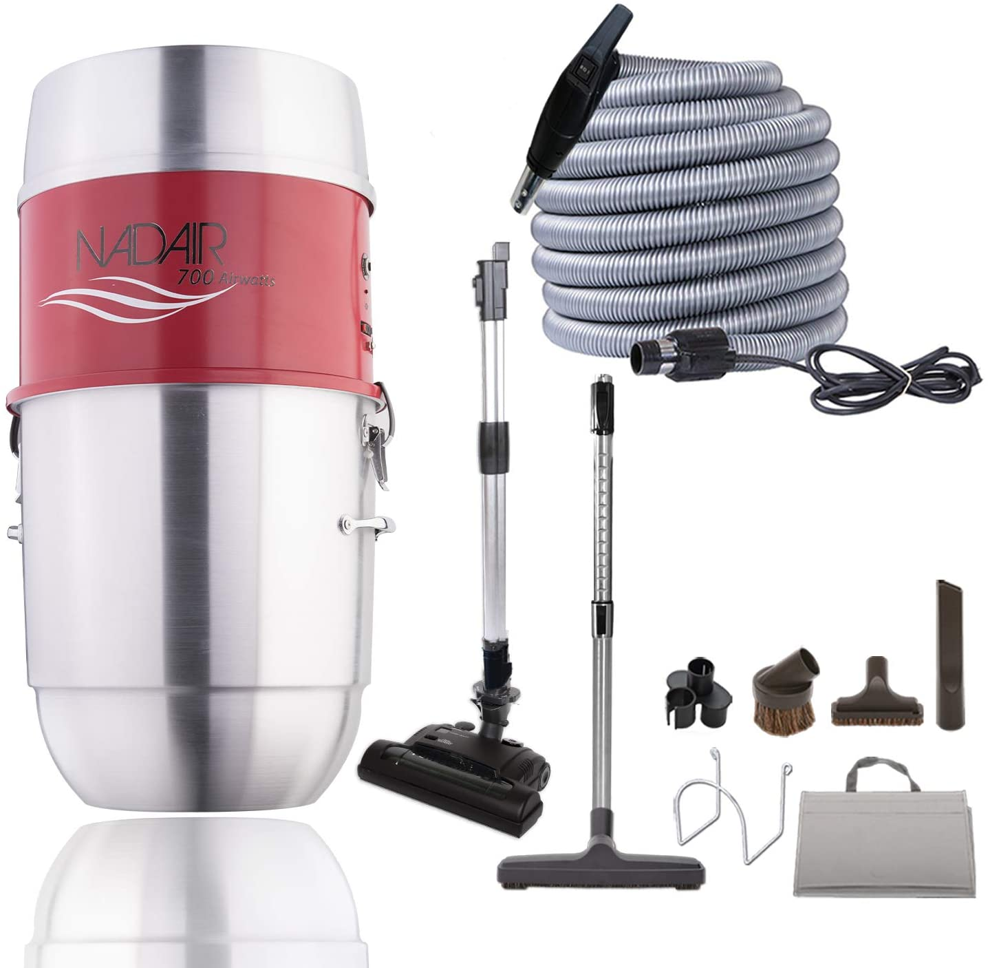 Nadair 700 AW Compact and Powerful Central Vacuum System